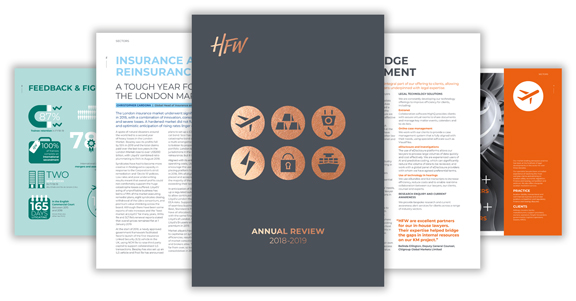 HFW Annual Review 2018-19