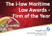 Maritime Law Firm of the Year
