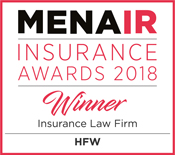 Insurance Law Firm of the Year 2018