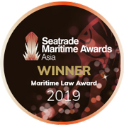 Winner - Maritime Law Award