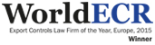 Export Controls Law Firm of the Year 2015