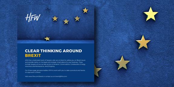 HFW Clear thinking around Brexit